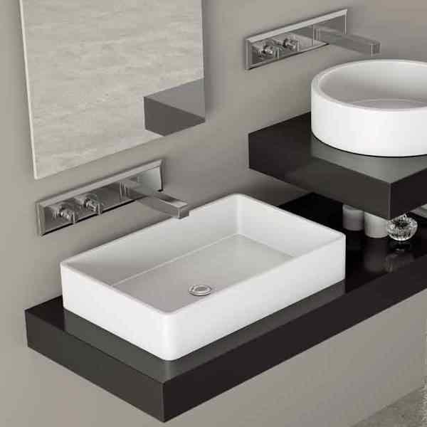 encimera lavabo Duba